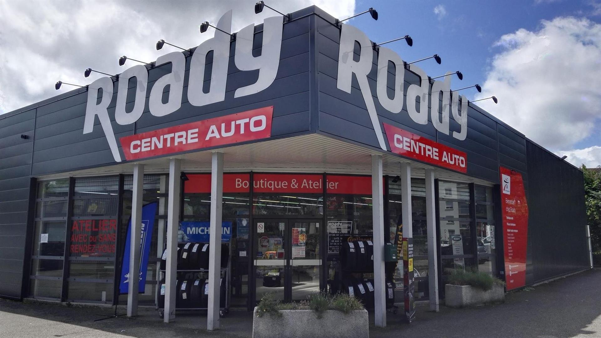 Photo Centre Auto Roady Bourg-en-Bresse